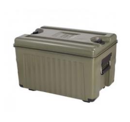 GN1/1-es felültöltős thermobox (35 literes)