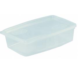 0,5 literes mikrózható/fagyasztható ételhordó fedővel 100 db / gyűjtő