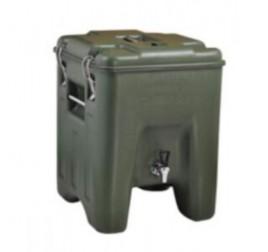 25 literes hőszigetelt italszállító konténer adagoló csappal