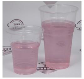 Egyszer használatos pohár 500 ml, 1000 db / gyűjtő