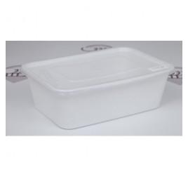 Fedő az étel szállító dobozokhoz (500-750-1000 ml) 600 db / gyűjtő