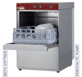 40x40 cm-es Diamond ürítőszivattyús pohármosogatógép