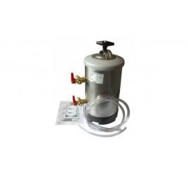 8 literes manuális vízlágyító