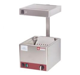 GN1/2-es Diamond asztali elektromos frissensült és hasáb melegentartó