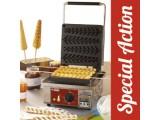 Diamond pálcikás gofrisütő - komplett csomag ajánlat