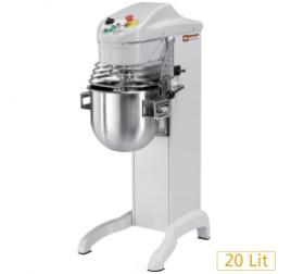 20 literes Diamond állványos 3 funkciós dagasztógép