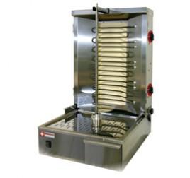 Diamond elektromos gyros sütő 600 mm-es nyárssal