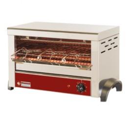 1 szintes Diamond toaster 3 db sütőrostéllyal