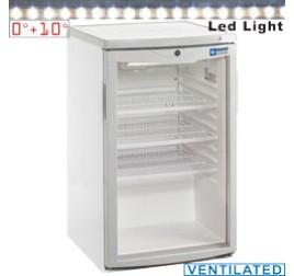 110 literes Diamond üvegajtós hűtőszekrény