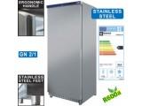 600 literes Diamond hűtőszekrény rozsdamentes kűlsővel