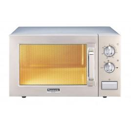 22 literes Panasonic mikrohullámú sütő, elektromechanikus, 1000W