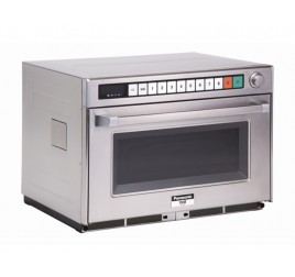 44 literes Panasonic mikrohullámú sütő, digitális, 1800W