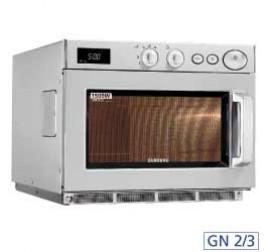 26 literes Samsung mikrohullámú sütő, elektromechanikus, 1500W