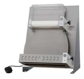 26-40 cm-es Diamond elektromos pizzanyújtó gép, elektromos lábpedállal