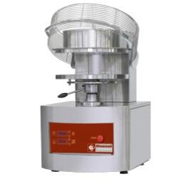 Diamond pizzaformázó prés 400 db/óra kapacitással, formázási méret: 0-350 mm