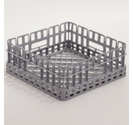 40x40 cm-es Diamond mosogatókosár poharakhoz