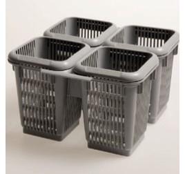 Diamond mosogató betét evőeszközökhöz