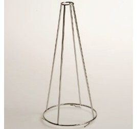 Diamond mosogató betét cukrászati habzsákhoz, rozsdamentes drót