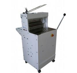 415 mm-es állványos félautomata kenyérszeletelő gép