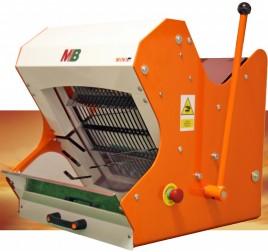 415 mm-es asztali félautomata kenyérszeletelő gép