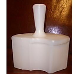 MA 750 műanyag tömő (félhold alakú)