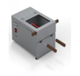 2 sütőfás elektromos kürtőskalács sütő gép