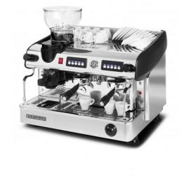 Expobar Megacrem kétkaros kávégép számlálós darálóval - fekete