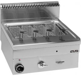 25 literes MBM asztali elektromos tésztafőző leeresztőcsappal