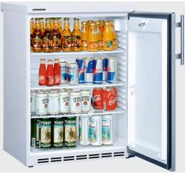 180 literes Liebherr teli ajtós hűtőszekrény - fehér, rm ajtóval