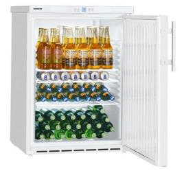 141 literes Liebherr teli ajtós hűtőszekrény - fehér