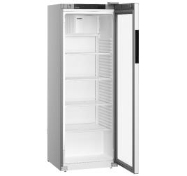 347 literes Liebherr üvegajtós hűtőszekrény - szürke