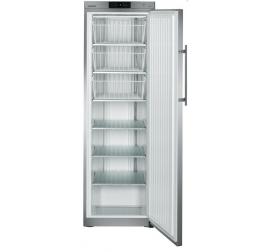 382 literes Liebherr teli ajtós mélyhűtő szekrény - rozsdamentes külsővel
