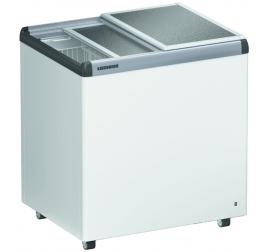 213 literes Liebherr teli tolótetős mélyhűtő láda