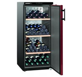 322 literes Liebherr teli ajtós borhűtő (borklíma) 1 hőmérsékleti zónával
