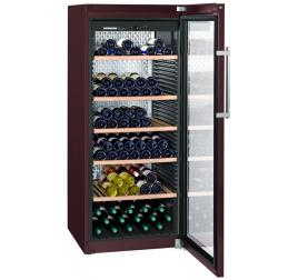 478 literes Liebherr üvegajtós borhűtő (borklíma) 1 hőmérsékleti zónával