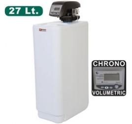 27 literes Diamond automata vízlágyító