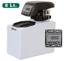 8 literes Diamond automata vízlágyító