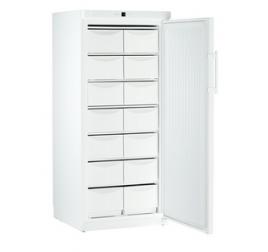 513 literes Liebherr teli ajtós mélyhűtő szekrény fiókokkal - fehér