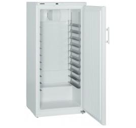 491 literes Liebherr teli ajtós cukrászati hűtőszekrény - fehér