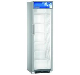 449 literes Liebherr üvegajtós hűtőszekrény
