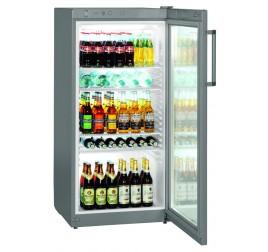 250 literes Liebherr üvegajtós hűtőszekrény