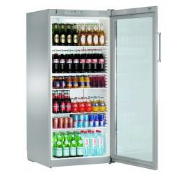 572 literes Liebherr üvegajtós hűtőszekrény