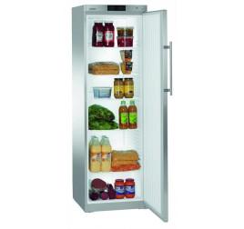 436 literes Liebherr teli ajtós hűtőszekrény - rozsdamentes külsővel