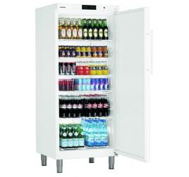 586 literes Liebherr teli ajtós hűtőszekrény