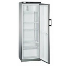 373 literes Liebherr teli ajtós hűtőszekrény - szürke