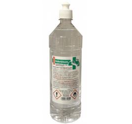 Favorit alkohol alapú bőrkímélő kézfertőtlenítő folyadék 1 literes kiszerelésben