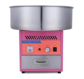 Vattacukor készítő gép