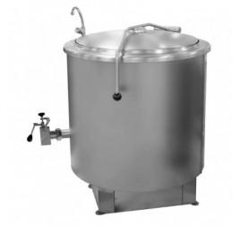 200 literes gőzüzemű főzőüst