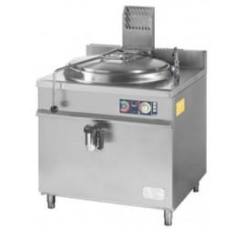 100 literes Gasztrometál gázüzemű főzőüst