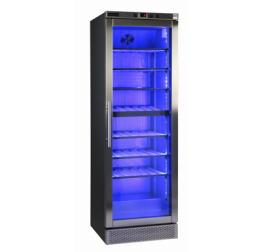 400 literes üvegajtós borhűtő